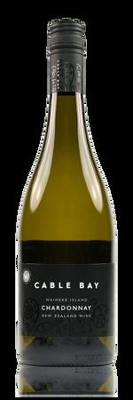 Cable Bay Waiheke Island Chardonnay New Zealand