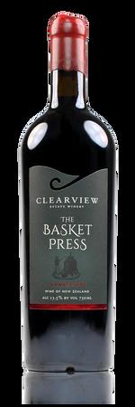 Clearview Basket Press Cabernet Merlot Hawkes Bay New Zealand