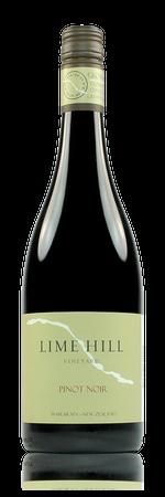 Lime Hill Vineyard Pinot Noir Masterton New Zealand