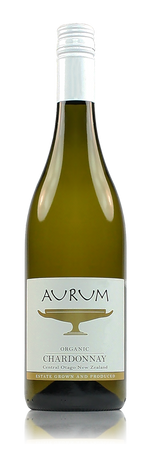 2018 Aurum Organic Chardonnay Central Otago New Zealand