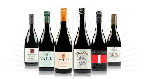 Pinot Passion - Central Otago Pinot Noir Selection