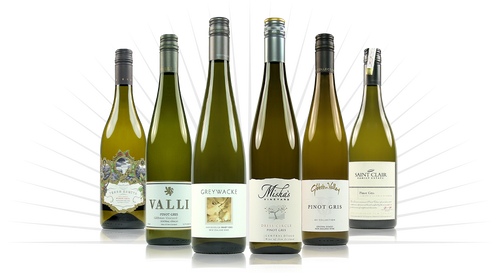 PG Certificate - Pinot Gris Selection