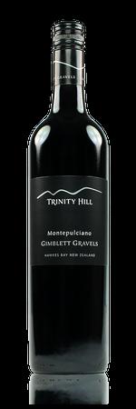 Trinity Hill Gimblett Gravels Montepulciano Hawke's Bay New Zealand