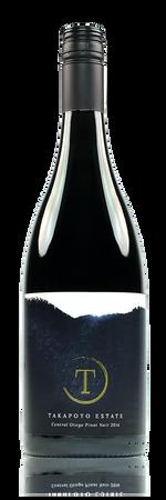 2015 Takapoto Single Vineyard Bannockburn Pinot Noir Central Otago New Zealand