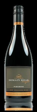 Domain Road Paradise Single Vineyard Pinot Noir Bannockburn New Zealand