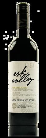 Esk Valley Winemakers Reserve Merlot Cabernet Sauvignon Hawke's Bay New Zealand