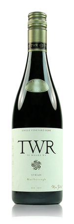 Te Whare Ra Single Vineyard 5182 Syrah Marlborough New Zealand