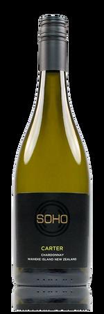 Soho Carter Chardonnay Waiheke Island New Zealand