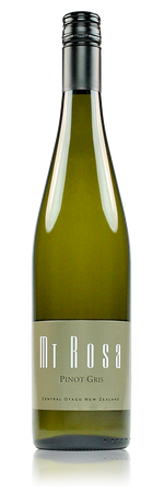 Mt Rosa Pinot Gris Central Otago New Zealand