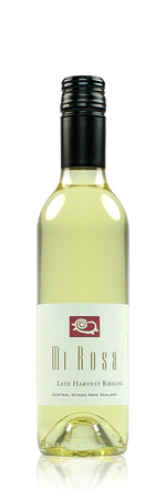 Mt Rosa Late Harvest Riesling Central Otago New Zealand
