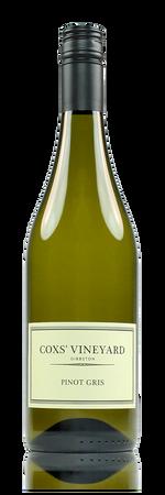 Coxs' Vineyard Pinot Gris Gibbston Valley Central Otago New Zealand
