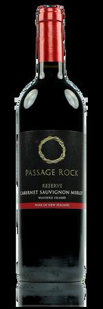 Passage Rock Reserve Cabernet Sauvignon Merlot Waiheke Island New Zealand