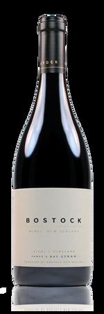 Bostock Wines Vicki's Vineyard Syrah Hawke's Bay New Zealand