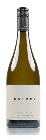 Bostock Wines Vicki's Vineyard Chardonnay Hawke's Bay New Zealand