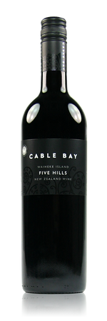 Cable Bay Waiheke Five Hills New Zealand