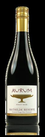 2015 Aurum Mathilde Pinot Noir Central Otago New Zealand
