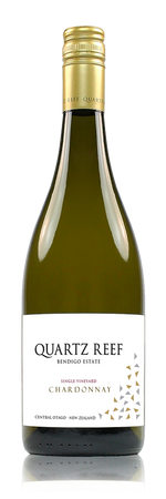 Quartz Reef Chardonnay Bendigo Central Otago New Zealand