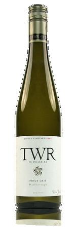 Te Whare Ra Single Vineyard 5182 Pinot Gris Marlborough New Zealand