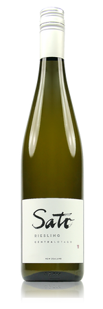 Sato Riesling Central Otago New Zealand