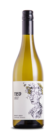 TED Pinot Gris by Mount Edward Central Otago New Zealand