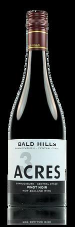 Bald Hills 3 Acres Pinot Noir Central Otago New Zealand