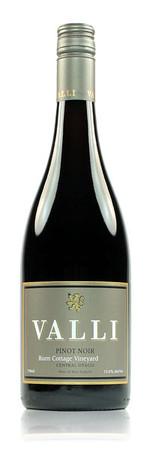 Valli Burn Cottage Vineyard Pinot Noir Central Otago New Zealand