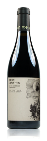 Burn Cottage Vineyard Pinot Noir Central Otago New Zealand