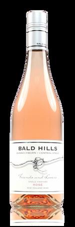 Bald Hills 'Friends and Lovers' Rose Bannockburn New Zealand