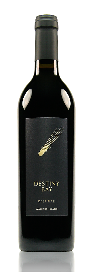2009 Destiny Bay 'Destinae' Cabernet Merlot Waiheke Island New Zealand