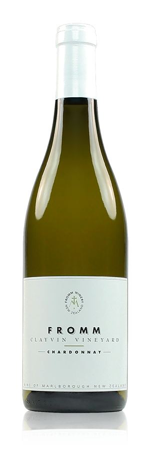 Fromm Clayvin Vineyard Chardonnay Marlborough New Zealand