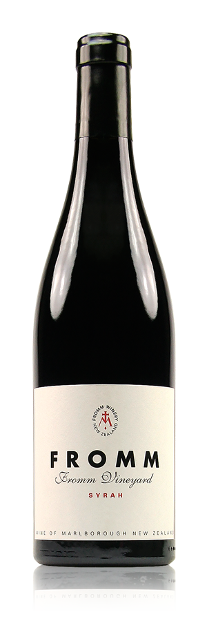 Fromm Vineyard Syrah Marlborough New Zealand