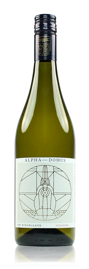 Alpha Domus The Wingwalker Viognier Hawke's Bay New Zealand