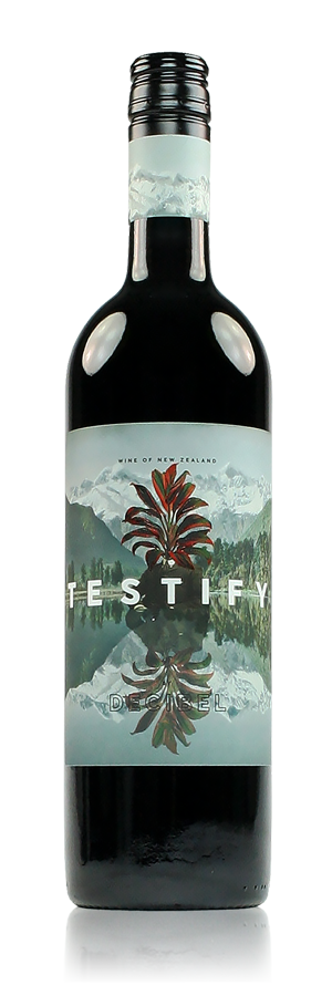 Decibel Testify Malbec Hawke's Bay New Zealand