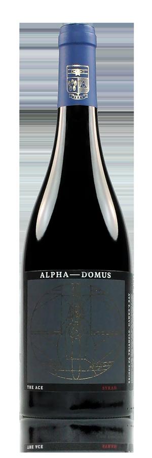 Alpha Domus The Ace Syrah Hawke's Bay New Zealand