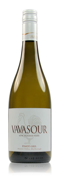 Vavasour Pinot Gris Awatere Valley Marlborough New Zealand