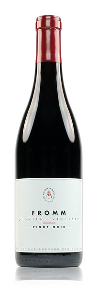 Fromm Quarters Vineyard Pinot Noir