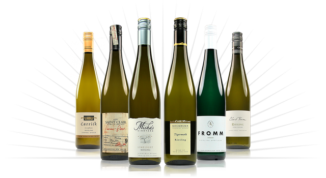 Sweet Sensation - New Zealand Riesling Selection