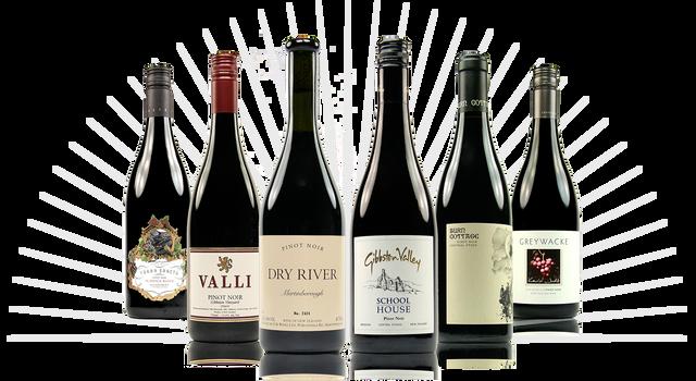Best of the Best - New Zealand's Premium Pinot Noir