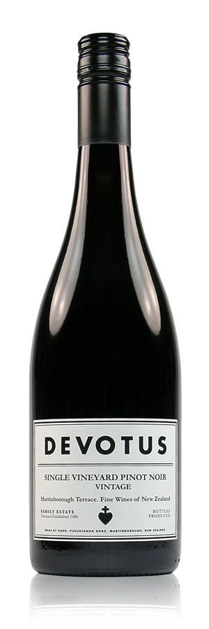 Devotus Pinot Noir Martinborough New Zealand