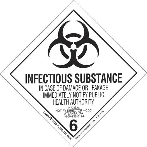 Online Infectious Substances Cat A & B: IATA