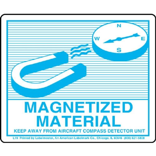 Online Magnetized Materials IATA