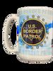 U.S. BORDER PATROL PATCH DESIGN MUG FREE SHIPPING