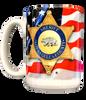 SHERIFF LOS ANGELES COUNTY  MUG FREE SHIPPING