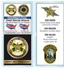 CITRUS CTY SHERIFF FL K-9 UNIT COIN