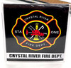 CRYSTAL RIVER FIRE DEPT COIN