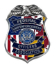 FEDERAL LAW ENFORCEMENT OFFICERS ASSN. POLICE COIN