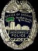 JACKSONVILLE SHERIFF POLICE MONEY CLIP