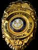 HOUSATONIC COLLEGE CT POLICE BADGE RARE