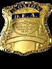BOSTON POLICE D.E.A.TASK FORCE BADGE