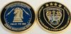 LEESBURG POLICE FLORIDA COIN